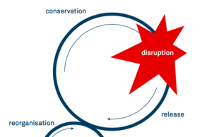 Im Fluss der Disruption