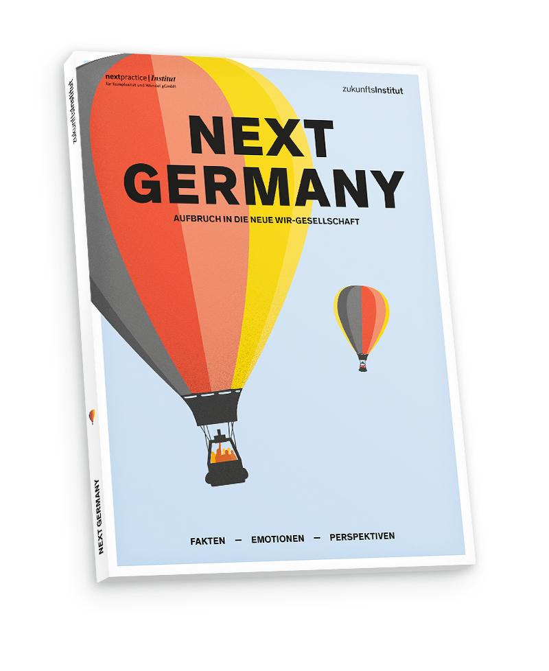 next in german
