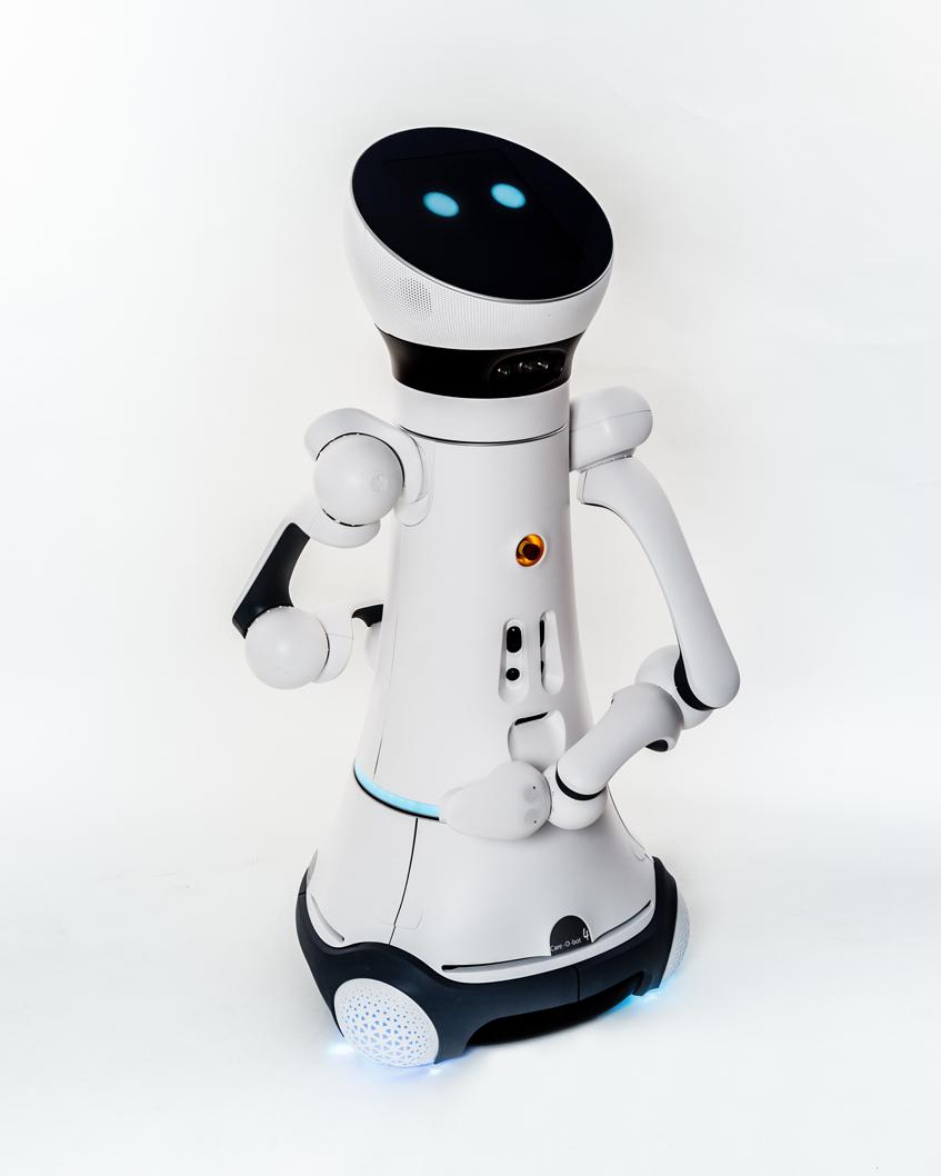 Roboter In Der Altenpflege